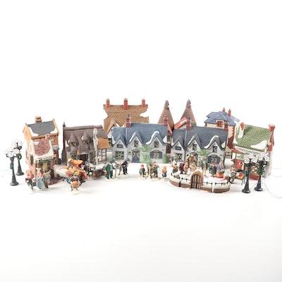 "Department 56 Village Series ""Dickens' Village Series"" Buildings and Accessories"