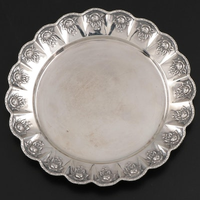 George C. Shreve & Co. Sterling Silver Dish, Early 20th Century