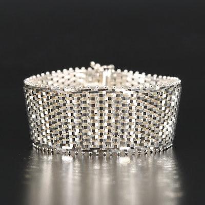 Sterling Riccio Link Bracelet
