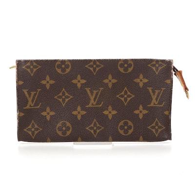 Louis Vuitton Bucket GM Pouch in Monogram Canvas