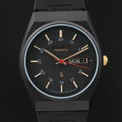 Citizen Day/Date Quartz Wristwatch