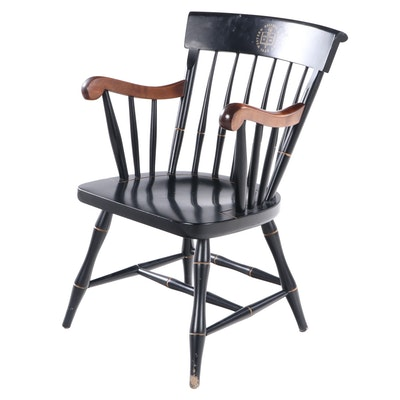 Nichols & Stone Western Reserve Academy Hardwood Windsor Chair