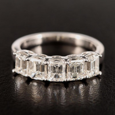 18K 2.01 CTW Diamond Ring