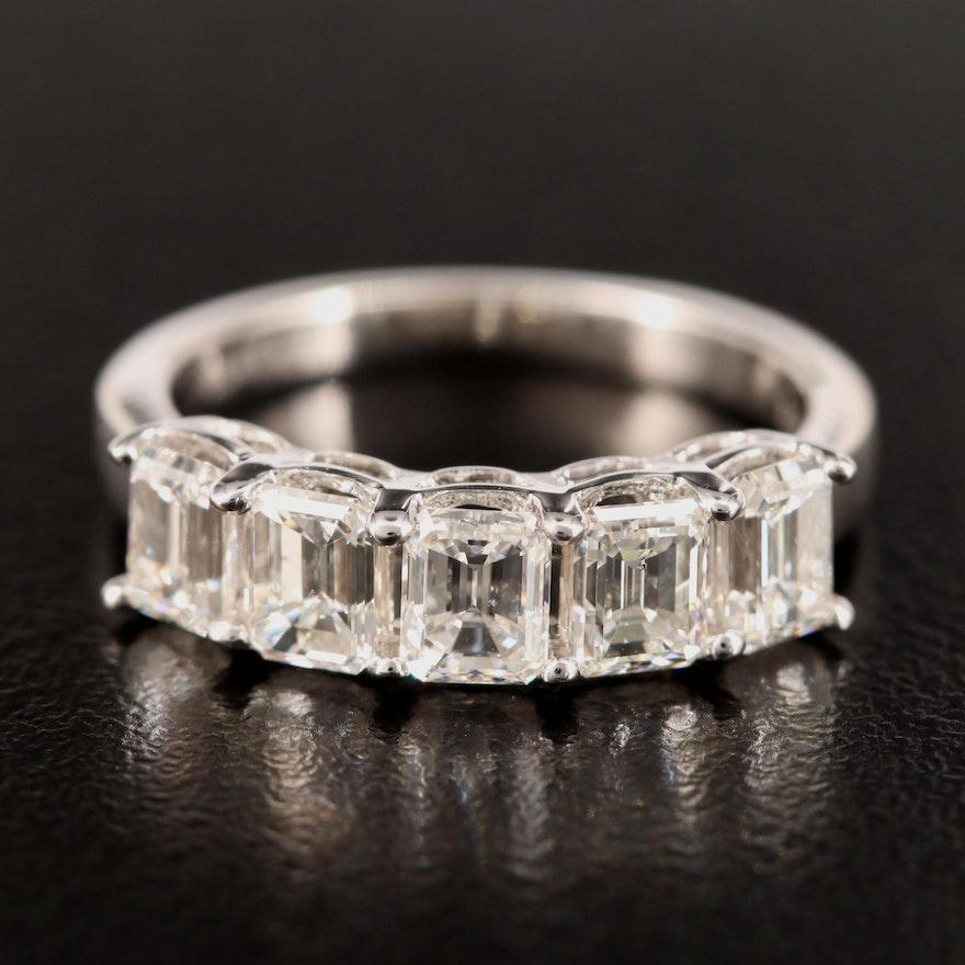 18K 2.01 CTW Diamond Ring
