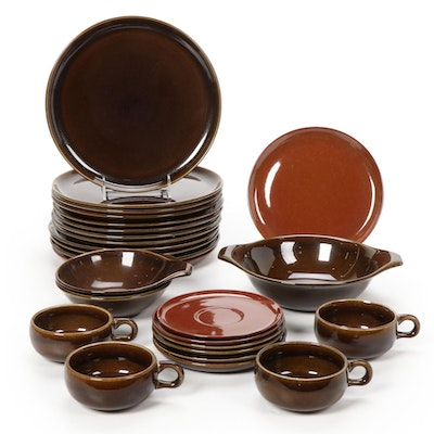 "Russel Wright for Steubenville ""American Modern"" Ceramic Dinnerware"
