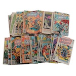 """Collection of """"The Justice League of America"""" Comics"""
