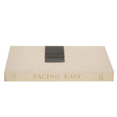 "Jack Levine and James A. Michener Folio ""Facing East"""