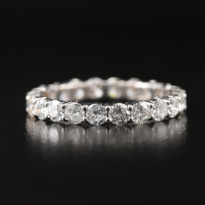 14K 1.82 CTW Diamond Eternity Band