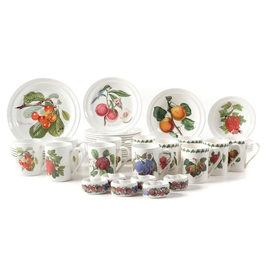 "Portmeirion ""Pomona"" Ceramic Dinnerware, 1983–2020"
