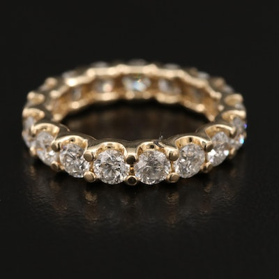 14K 3.08 CTW Diamond Eternity Band
