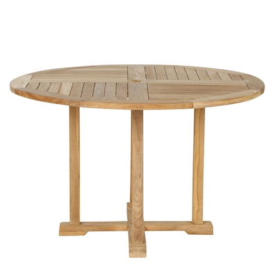 Outdoor Teak Bistro Table