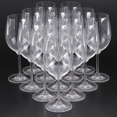Riedel Crystal Wine Glasses, Contemporary