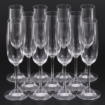 "Marquis by Waterford ""Vintage"" Crystal Champagne Flutes, 1997–2018"