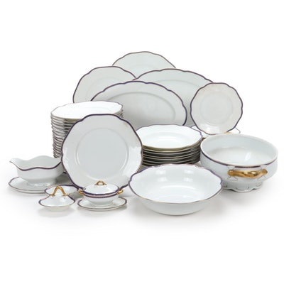 Krister Germany Bone China Dinnerware Set