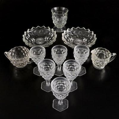 "Fostoria ""American"" Glass Stemware and Serveware, 1915–1982"