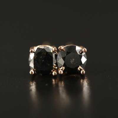 14K 0.73 CTW Diamond Stud Earrings