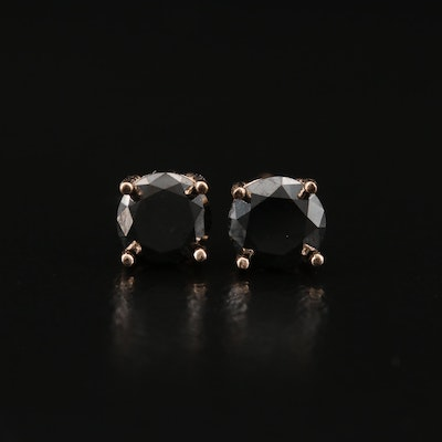 14K 0.80 CTW Diamond Stud Earrings