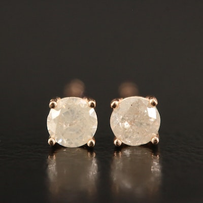 14K 0.36 CTW Stud Earrings