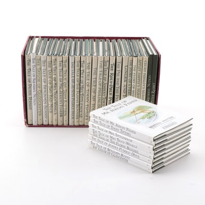 Beatrix Potter Children's Book Collection