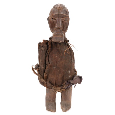 Teke Style Power Figure, Democratic Republic of the Congo