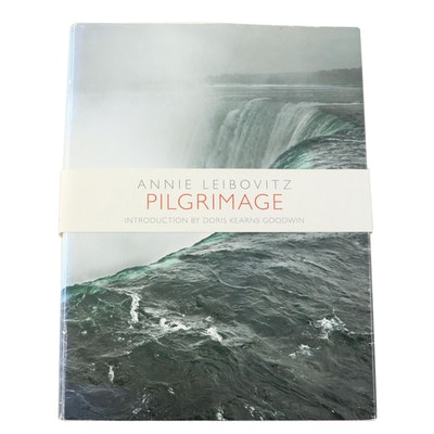 "Signed First Edition ""Pilgrimage"" by Annie Leibovitz, 2011"
