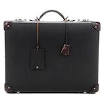 Hermès Faubourg Express PM Suitcase in Vulcan Fiber