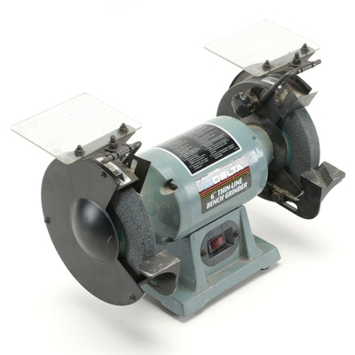 "Delta 6"" Thin-Line Electric Bench Grinder"