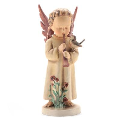 "Goebel Hummel ""Festival Harmony"" Porcelain Figurine, Mid-20th Century"