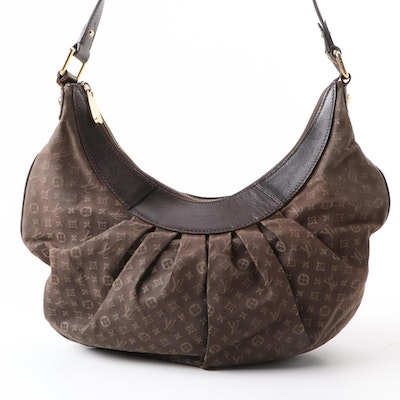 Louis Vuitton Mini Lin Monogram Rhapsody Bag in Canvas and Leather