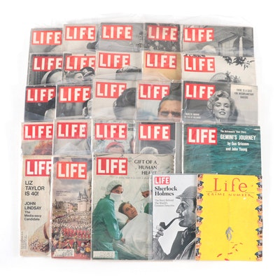 """""""Life Magazines"""" Featuring Disney World Opening, Marilyn Monroe, and More"""