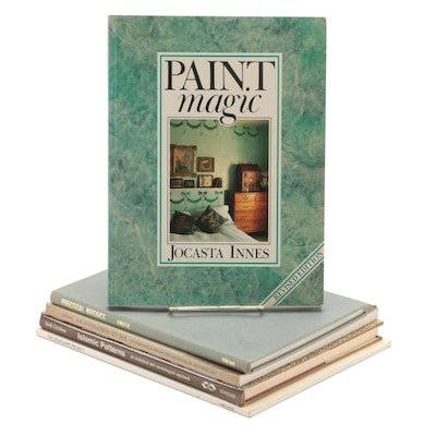 """Paint Magic,"" ""Practical Mosaics,"" and More Art Books"
