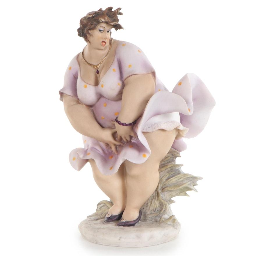"Wonderful World Studios Ceramic Sculpture ""Marilyn Monroe,"" 2005"