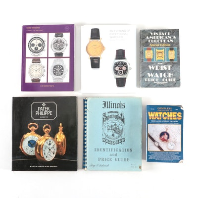 Wrist Watch Price Guides, Christie's Sale Catalog, Identification, and More