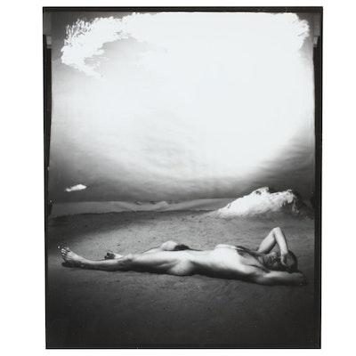 "George Platt Lynes Reprinted Silver Gelatin Photograph ""Charles Howard"""