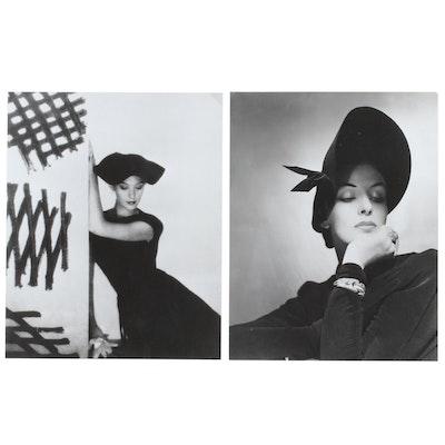George Platt Lynes Reprinted Silver Gelatin Photographs for Vogue Magazine