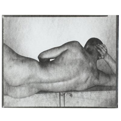 "George Platt Lynes Silver Gelatin Print ""Teodor Starkowski"""