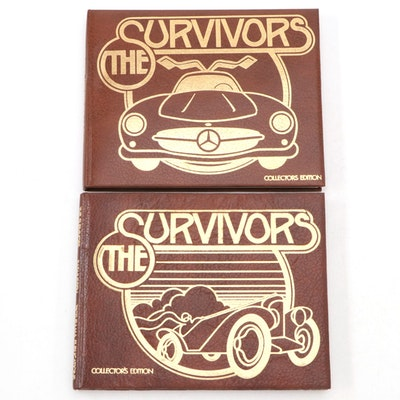 "Signed ""The Survivors"" and ""Mercedes for the Road"" by Henry Rasmussen"