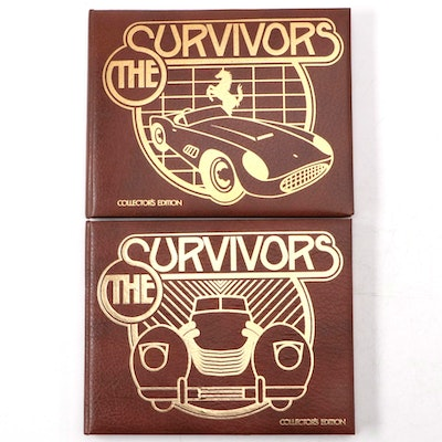 "Signed Collector's Editions ""The Survivor's Series"" by Henry Rasmussen"