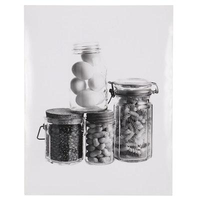 William D. Wade Silver Gelatin Photograph of Kitchenware Still Life