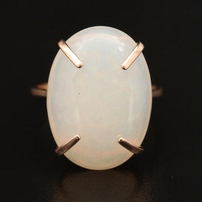 14K Opal Ring