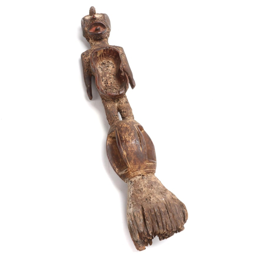 Koro Gbene Anthropomorphic Vessel, Nigeria