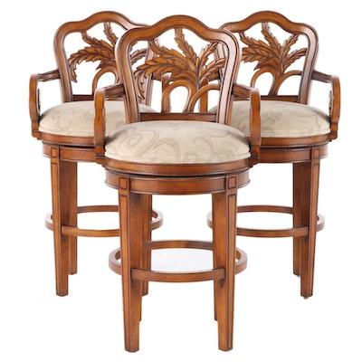 Three King Group Furniture Co. Swivel Bar Stools