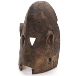 Dogon Hand-Carved Wood Mask, Mali