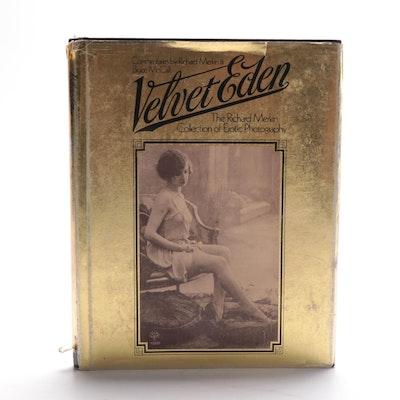 "First American Edition ""Velvet Eden: The Richard Merkin Collection,"" 1979"