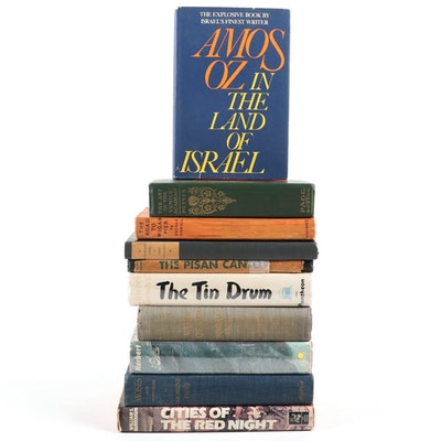 "Signed First Edition ""In the Land of Israel"" by Amos Oz and More Books"
