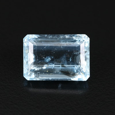 Loose 8.30 CT Aquamarine