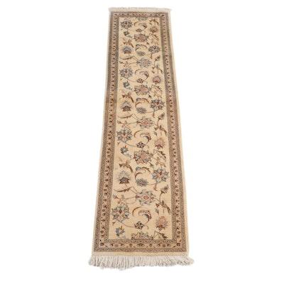 2'9 x 12'0 Hand-Knotted Pakistani Peshawar Wool Carpet Runner