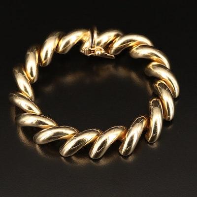 14K San Marco Bracelet