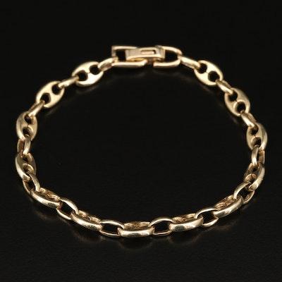 14K Mariner Chain Bracelet