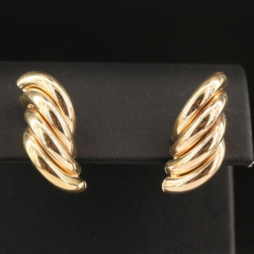 14K San Marco Earrings